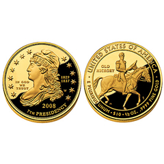 2008 United States First Spouse Gold Coin Series