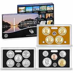 2013 United States Mint Silver Proof Set™
