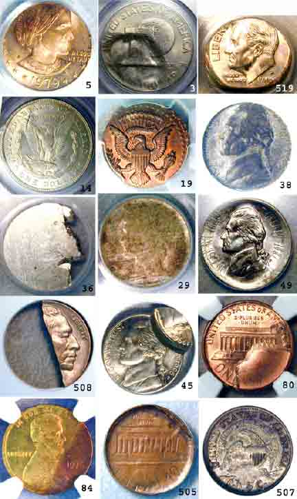 Selected lots from auction J-58