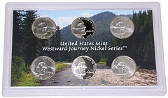Westward Journey Nickel Set